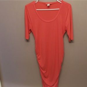 Bundle of TWO Maternity dresses